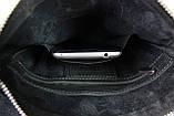 Сумка чоловіча вертикальна шкіряна планшет SULLIVAN, фото 8