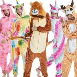 Взрослые и подростковые Пижамы Кигуруми
