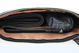 Сумка мужская маленькая барсетка клатч SULLIVAN, фото 7