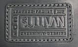 Сумка чоловіча вертикальна шкіряна планшет SULLIVAN, фото 9