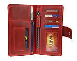 Кошелек женский купюрник тревел-кейс travel портмоне картхолдер SULLIVAN, фото 3