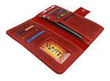 Кошелек женский купюрник для денег портмоне картхолдер SULLIVAN, фото 4