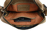 Сумка чоловіча вертикальна шкіряна планшет SULLIVAN, фото 7