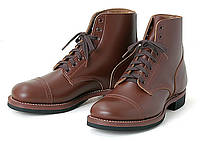 Ботинки армейские американские WW2 US Army boots (handmade) Реплика