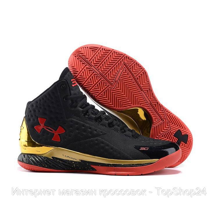 Подростковые баскетбольные кроссовки Under Armour Curry One