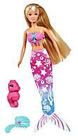 Кукла Штеффи Волшебная Русалка меняет цвет (573 3322)