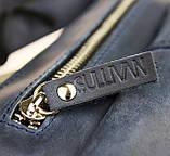 Сумка чоловіча вертикальна шкіряна планшет SULLIVAN, фото 3