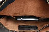 Сумка чоловіча вертикальна шкіряна планшет SULLIVAN, фото 5