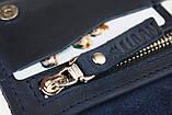 Гаманець жіночий шкіряний великий купюрник для грошей портмоне картхолдер шкіра SULLIVAN, фото 7
