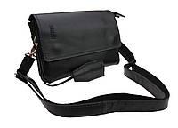 Сумка женская маленькая барсетка клатч SULLIVAN sg16(32) черная, фото 1