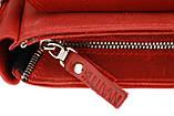 Сумка жіноча шкіряна маленька клатч SULLIVAN sg26(23) червона, фото 7