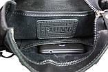 Сумка мужская кожаная планшет натуральная кожа SULLIVAN smvp72-2(25) черная, фото 2