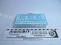 Набор уплотнительных колец для пищевой промышленности (407 шт.) прозрачные