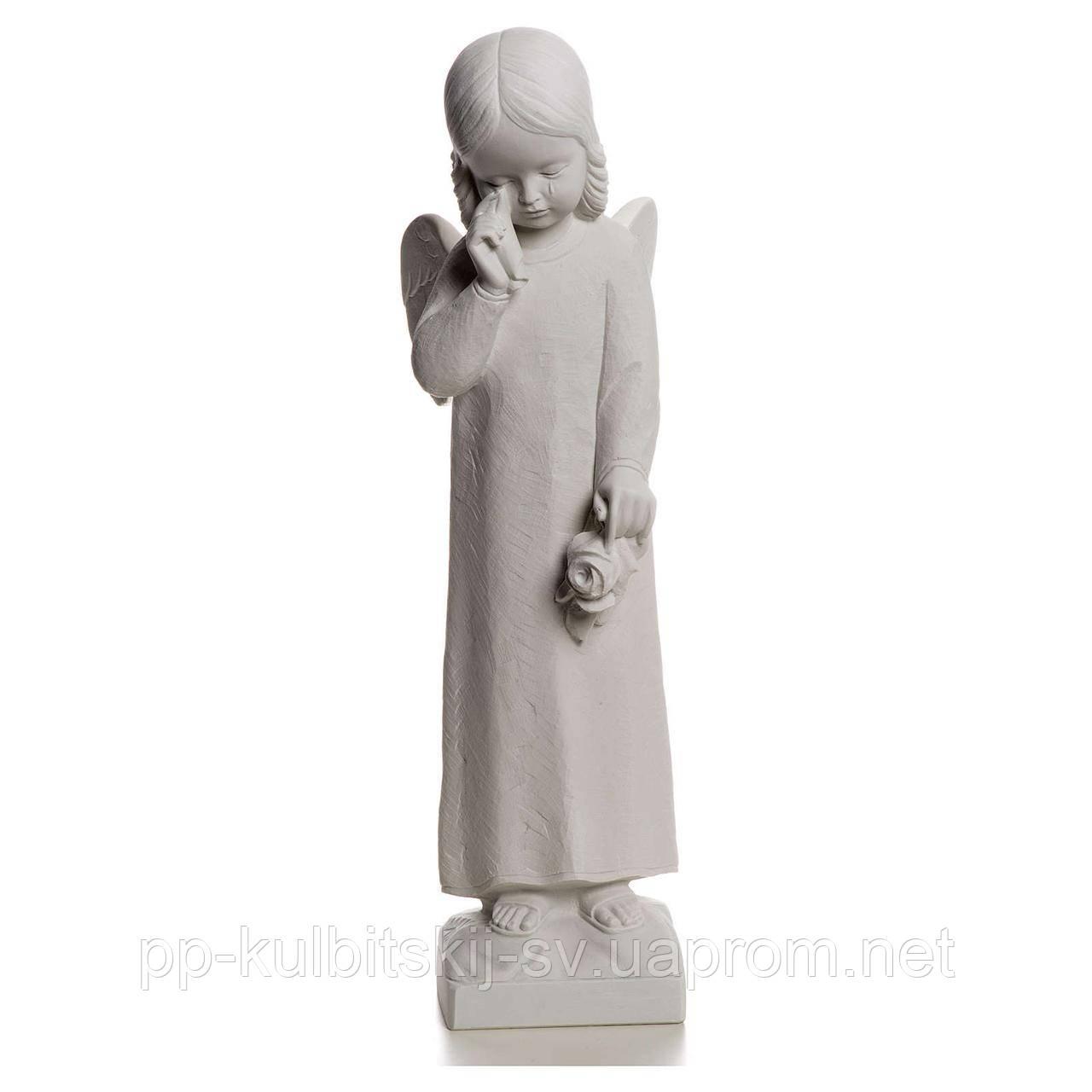 Скульптура Ангелочка на памятник К383