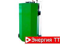 Стальной отопительный твердотопливный котел Энергия ТТ 18 кВт