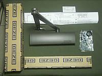 Дверной доводчик GEZE TS 2000 V с тягой, цвет коричневый