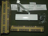 Дверной доводчик GEZE TS 2000 V BC цвет: белый