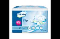 Подгузники Tena Slip Plus 2 Medium (70-110 см), 30 шт. тена