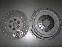 Комплект сцепления (корзина+диск б/асб+выжимная муфта) ЗИЛ 5301 (ТРИАЛ). 130-1601090