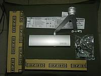 Дверной доводчик GEZE TS 2000 V + тяга с фиксацией, цвет белый