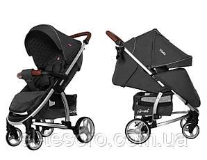 НОВИНКА! Чёрный пластик! Прогулочная коляска CARRELLO Vista CRL-8505 (Цвета в наличии)