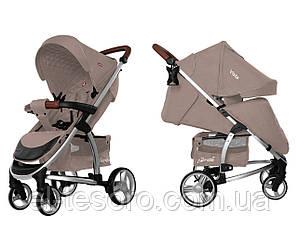 Всесезонная прогулочная коляска с большими колесами CARRELLO Vista CRL-8505 (ЦВЕТА В НАЛИЧИИ)