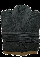 Халат мужской махровый большой размер Floringo, Великан, 100% Хлопок