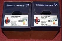 Циркуляционный насос Grundfos (Грюндфос) 25-60 180, фото 2