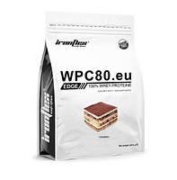Протеин IronFlex WPC 80EU EDGE 2.27 kg