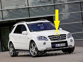 Mercedes ML W164 W 164 значок эмблема на капот новая оригинал 2006-12