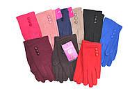 Детские перчатки трикотаж/флис 18 пар оптом
