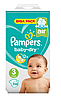 Підгузники Pampers Active Baby-Dry Midi 3 (6-10 кг) Mega Pack 136 шт