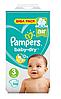 Подгузники детские Pampers Active Baby-Dry Midi 3 (6-10 кг) Mega Pack 136 шт