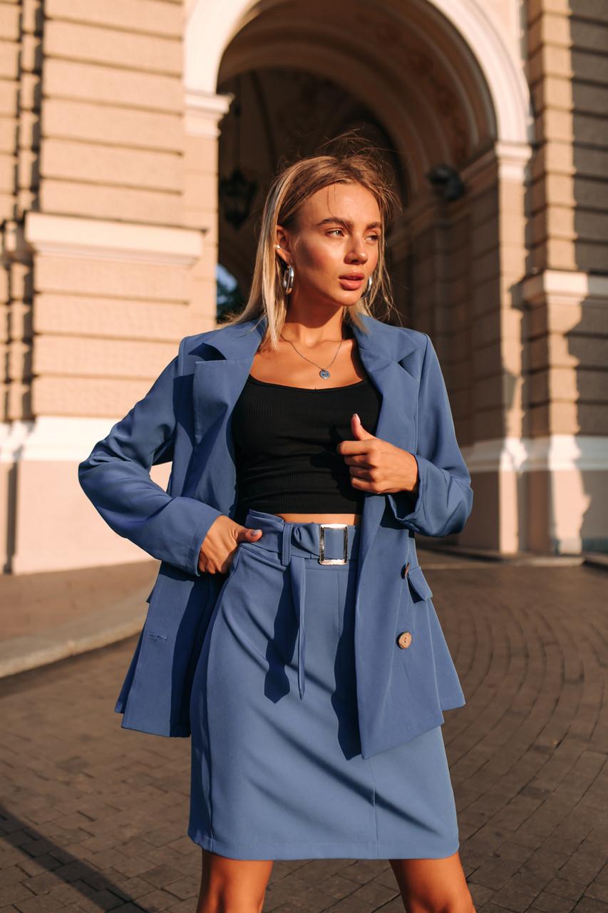 Костюм Lilove 573-1 42-44 синий