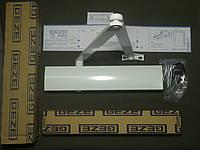 Доводчик GEZE TS 4000 с рычажной тягой, цвет: белый