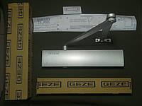 Доводчик GEZE TS 4000 с рычажной тягой, цвет: серый