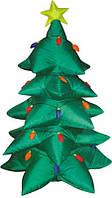Надувная Новогодняя ёлка, 240 см (830091)