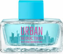 100 мл Antonio Banderas Urban Seduction Blue for Women (ж)