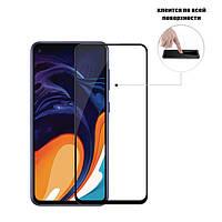 Защитное стекло Full Glue Glass для Samsung Galaxy M40 2019 (m405) (клеится вся поверхность)