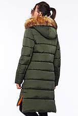 Зимовий жіночий пуховик / пальто Рива 2  розмір 44 46 48 50 52 54 56 58 60, фото 3