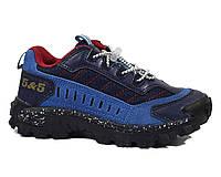 Кроссовки для мальчика Biki синие 28-33 р