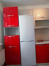 Кухня с фасадами МДФ покраска 6
