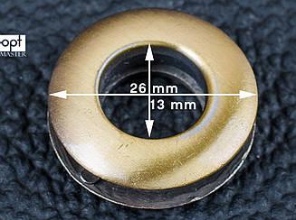Люверс для сумки 65-111, цв. антик