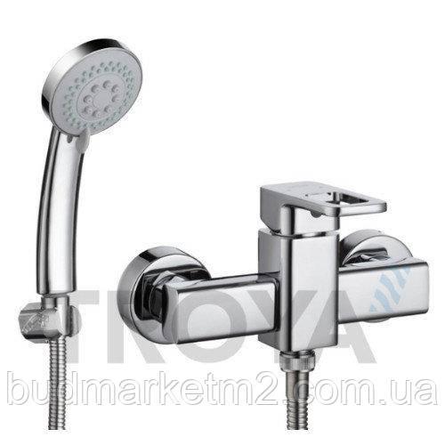 Смеситель для душ кабины Zegor TROYA  NOD5-A188