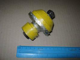 Подушка опоры двигателя УАЗ 452, 469 задняя в сб. (СИЛИКОН) пр-во Украина. 452-1001020