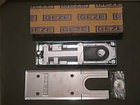 Напольный доводчик GEZE TS 500N EN3 с фиксацией 90