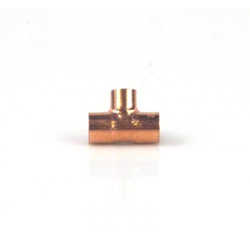 Трійник, редукційний, під пайку R, D = 15x18x15 мм