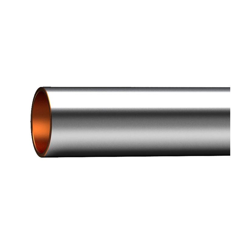 Трубка мідна, d = 12x1000 мм, хром.