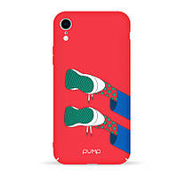 Pump Tender Touch Case чехол для iPhone Xr Sox And Keds