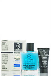 K28023 Collistar Men Гидро Гель после бритья Hydra Gel + восстанавливающий крем Daily Revitalizing Cream 100 мл Код 1967